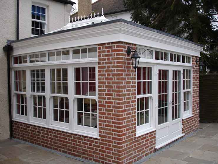 conservatories and orangeries from finest group