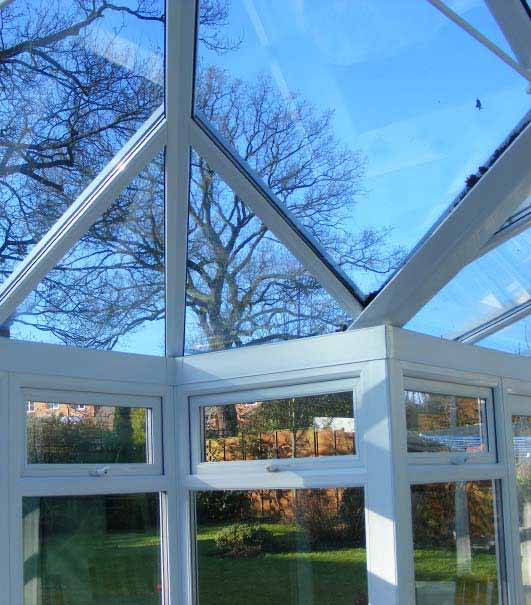 Climate Roof Glass from Finest group
