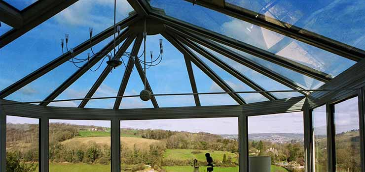 climate roof glass from the finest group